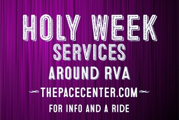 Holy Week website